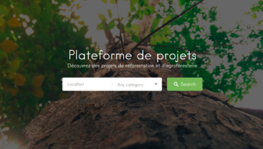 Lancement plateforme de projets