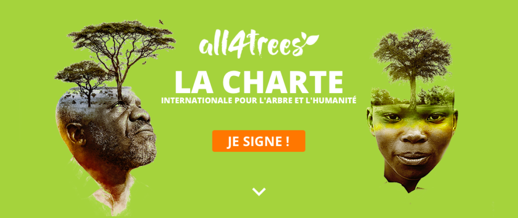charte all4trees
