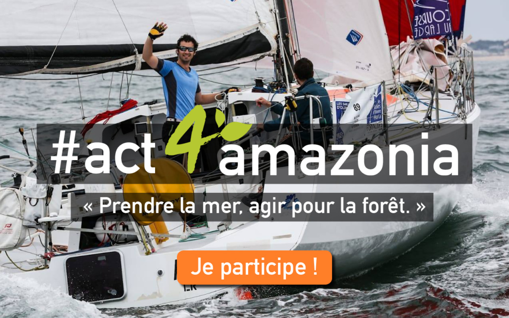 #act4amazonia prendre mer agir foret
