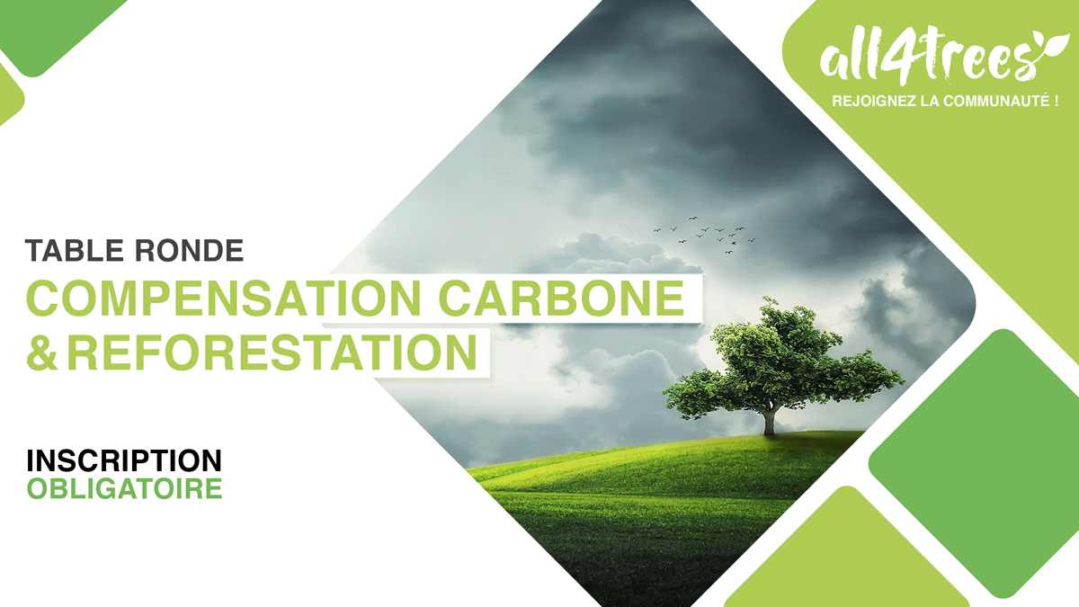 compensation carbone et reforestation