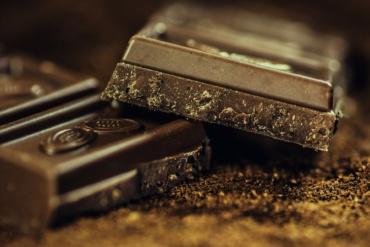 Je limite ma consommation de chocolat et de barres chocolatées