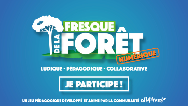 Fresque de la Forêt (numérique) – version complète