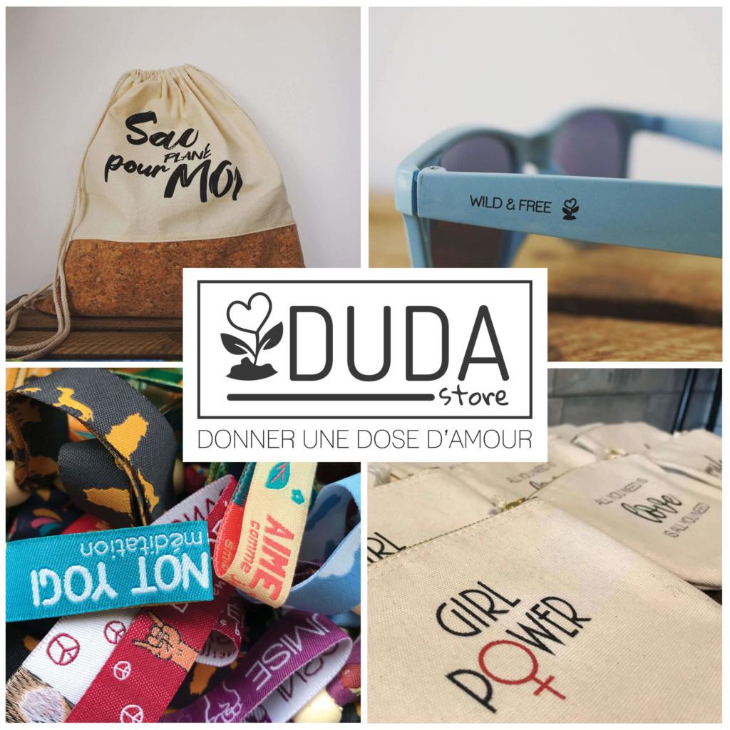 produits solidaire DudaStore
