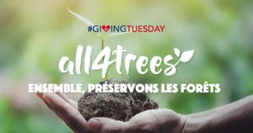 #GivingTuesday – Libérez votre générosité pour préserver les forêts !