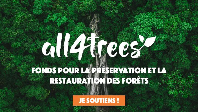 Fonds pour la préservation et la restauration des forêts