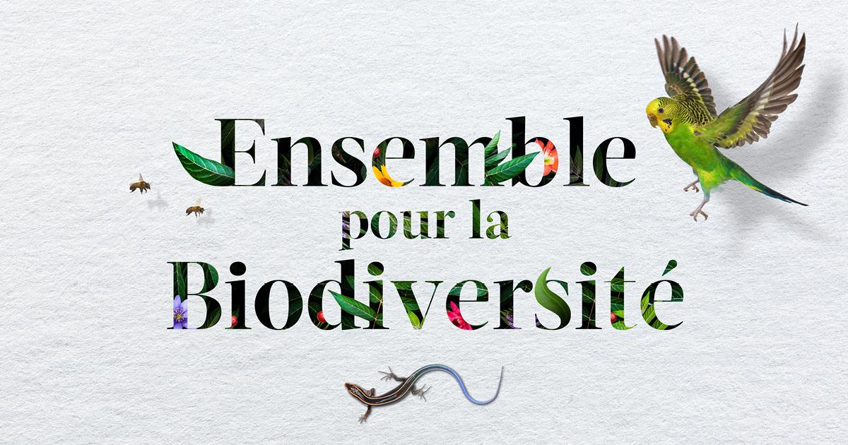 ensemble pour la biodiversite