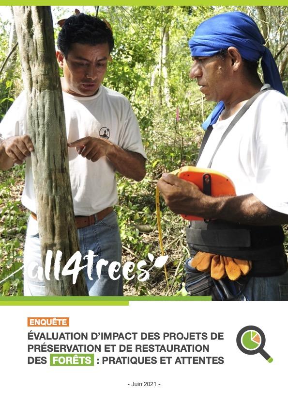 rapport enquete evaluation impact