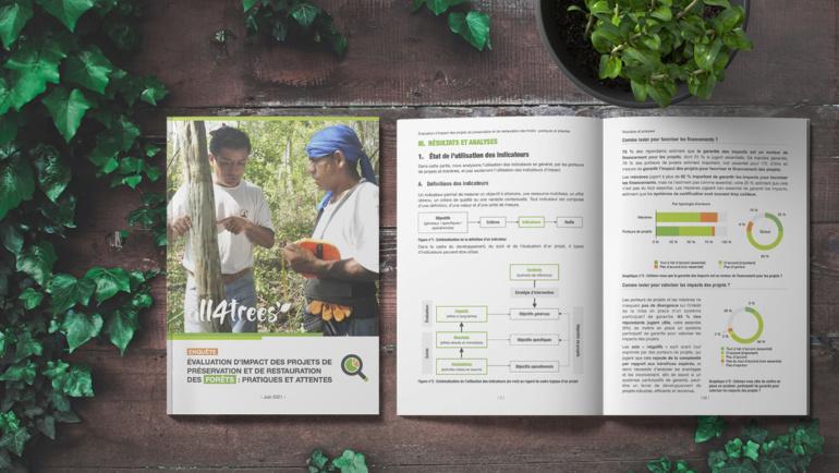 Évaluation d'impact des projets de préservation et de restauration des forêts : pratiques et attentes