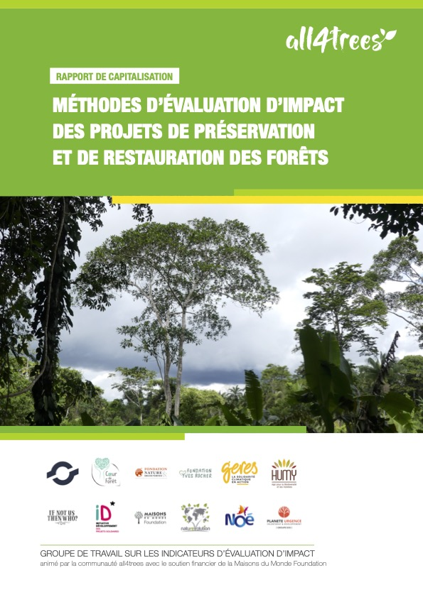 rapport evaluation impact
